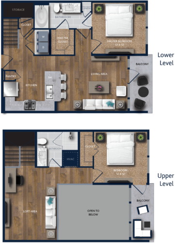 2 bedroom Apartment in Houston