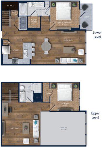 two bedroom Apartment in Houston