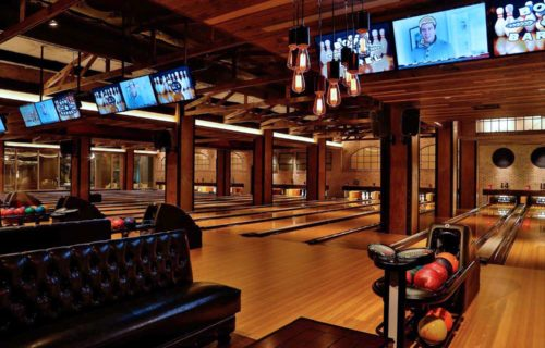 Bowling energy corridor apartments
