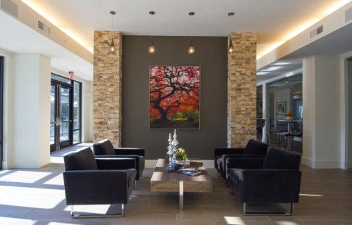Houston luxury apartment community